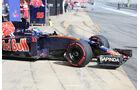 Max Verstappen - Toro Rosso - Formel 1-Test - Barcelona - 3. März 2016