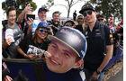 Max Verstapppen - Red Bull - Formel 1 - GP Australien - Melbourne - 23. März 2017