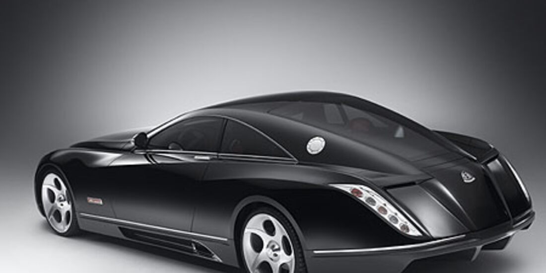 Maybach Exelero Coupé