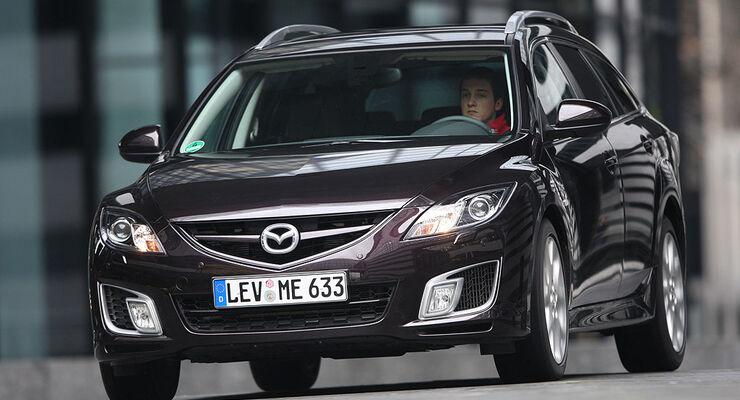 Mazda, 6, 2.2 MZR-CD, dynamisch, aumospo0309