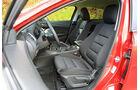 Mazda 6 2.2 l D Center-Line, Fahrersitz