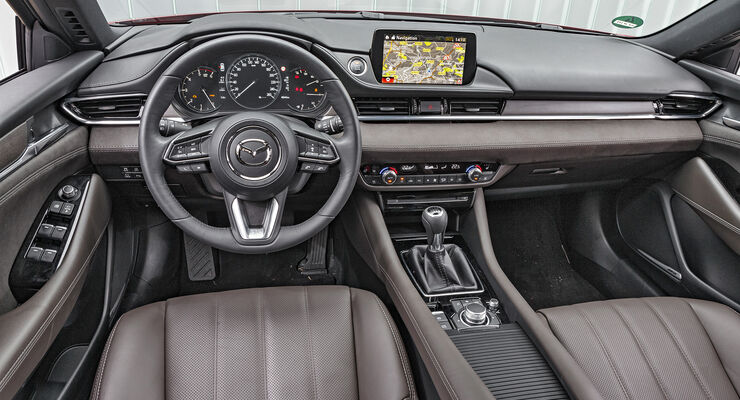 mazda 6 kaufberatung: kombi oder limousine? - auto motor und sport