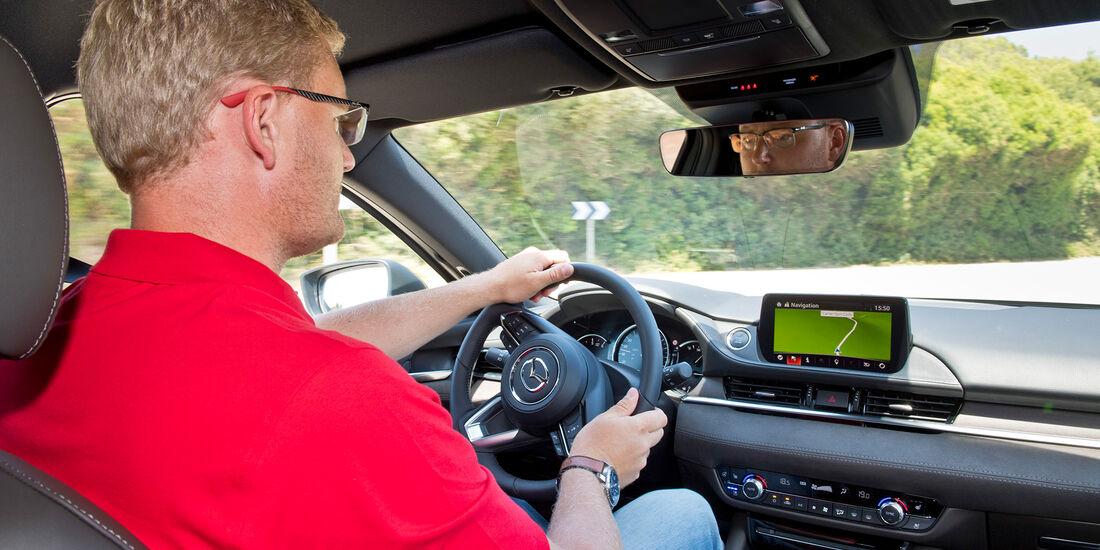 Mazda 6 Kombi Facelift 2018