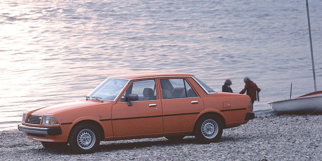 Mazda 626 I, Baujahr 1979
