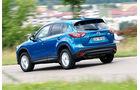 Mazda CX-5 2.0 Skyactiv-G AWD, Heckansicht