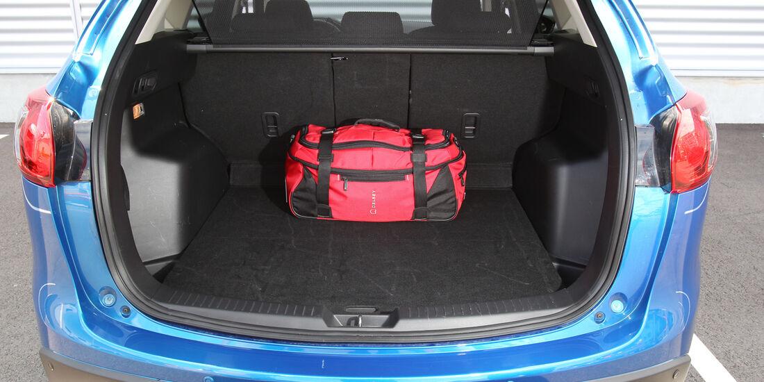 Mazda CX-5 2.0 Skyactiv-G AWD, Kofferraum