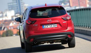 Mazda CX-5 G 150 AWD, Heckansicht