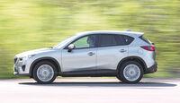 Mazda  CX-5 Skyaktiv-D AWD Sports-Line, Seitenansicht