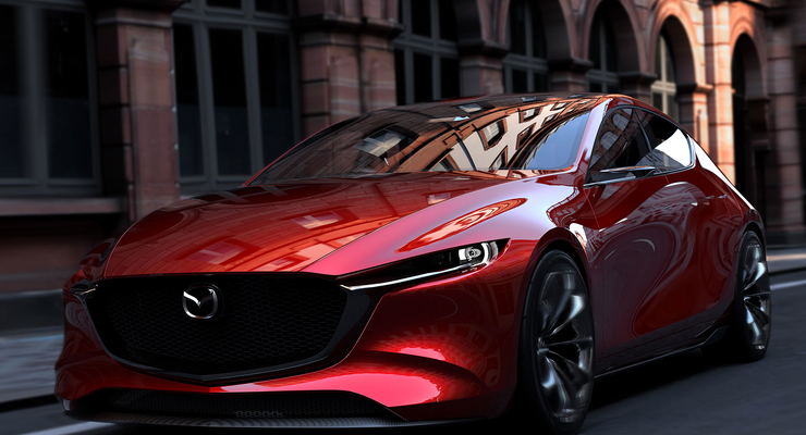 Mazda Bringt 2020 E Auto Mit Wankel Als Range Extender Auto Motor