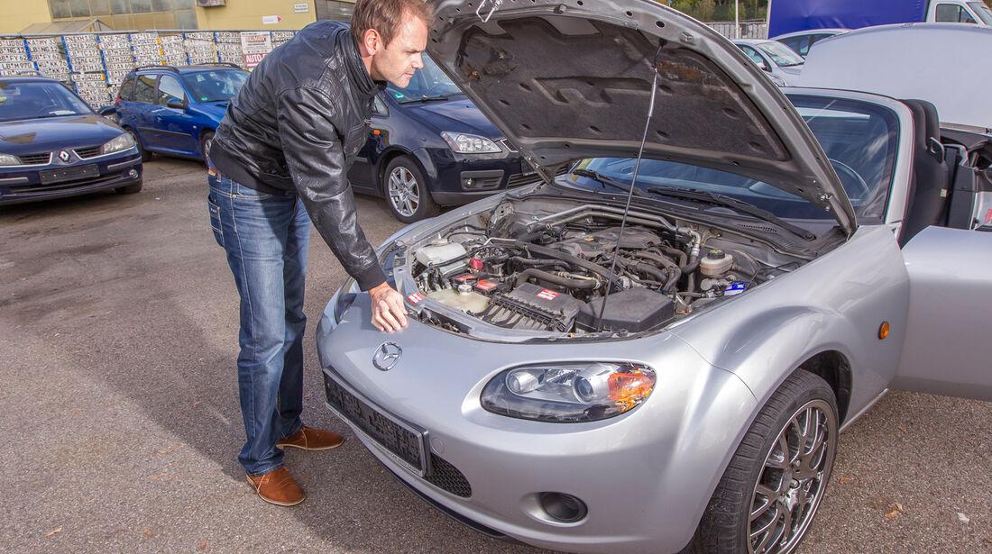 Mazda MX-5 1.8, Motor
