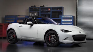 Mazda MX-5 ACCESSORIES CONCEPT DESIGN