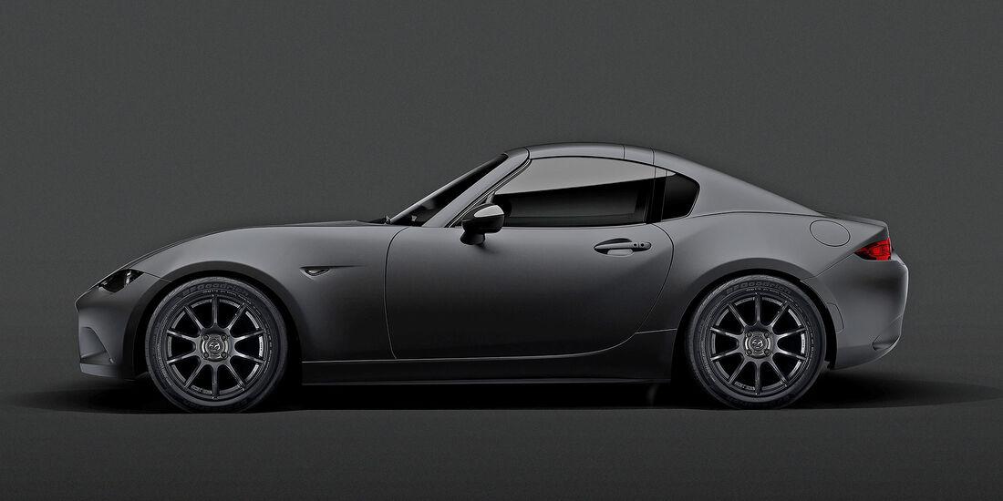 Mazda MX-5 RF Kuro Concept Sema 2016
