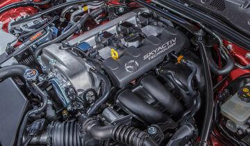 Mazda MX-5 Skyactiv 2.0 i-Eloop, Motor