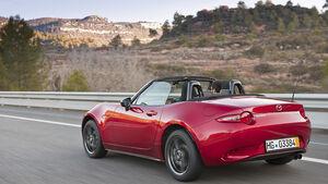 Mazda MX-5, ams, Fahrbericht