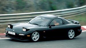 Mazda RX-7, FD, Gebrauchte Sportwagen, Japan