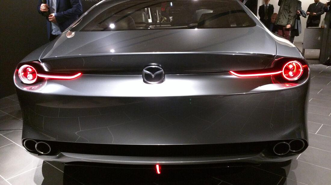 Mazda Vision Coupé Tokyo Motor Show 2017