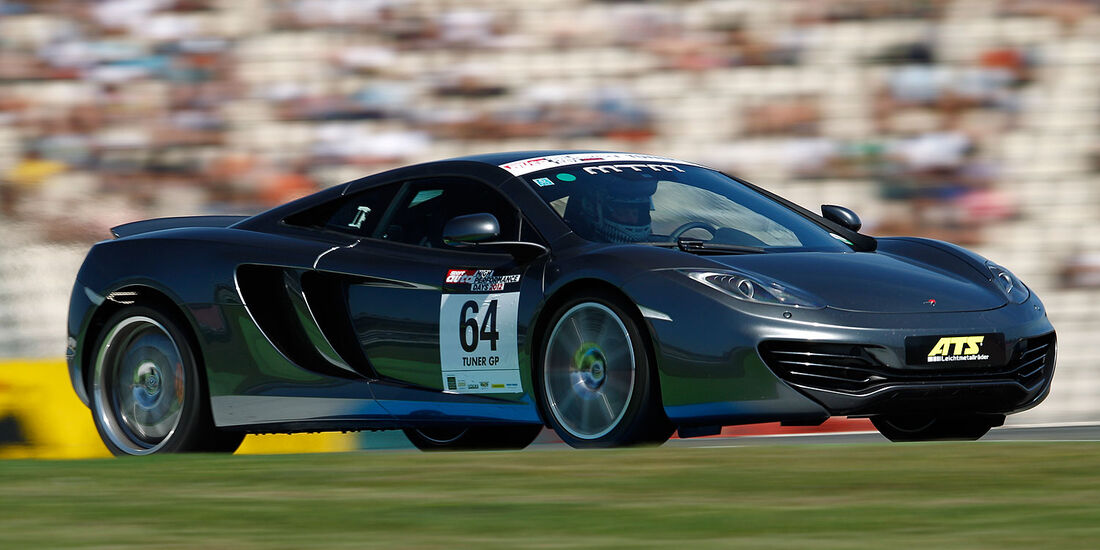 Mc Laren Mp4 12 C, TunerGP 2012, High Performance Days 2012, Hockenheimring