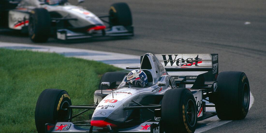 McLaren 1997