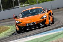 McLaren 570S, Frontansicht