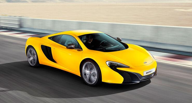 McLaren 625C Asien