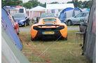 McLaren 650S - Fan-Autos - 24h-Rennen Le Mans 2015