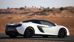 McLaren 650S Spider Al Sahara 79 by MSO