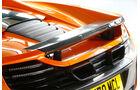 McLaren 650S Spider, Heckspoiler