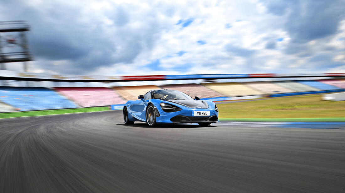 McLaren 720S, Supertest, spa0219