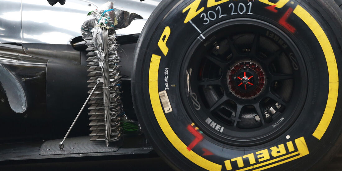 McLaren - Barcelona F1 Test 2013