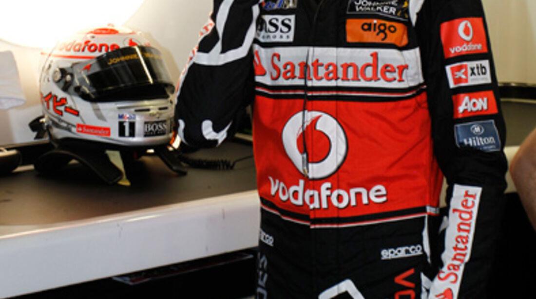 McLaren Boss - Overall GP Monaco 2011