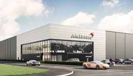 McLaren Composites Technology Center