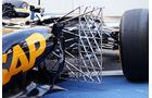McLaren - Formel 1 - Abu Dhabi 2014