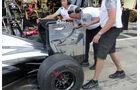 McLaren - Formel 1 - GP Italien - 4. September 2014