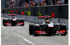 McLaren - Formel 1 - GP Italien - 7. September 2013