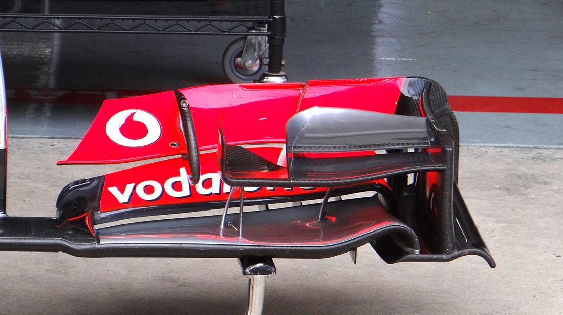 McLaren - Formel 1 - GP Korea - 5. Oktober 2013