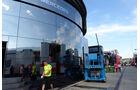 McLaren - Formel 1 - GP Ungarn - 23. Juli 2014