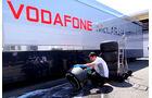 McLaren - Formel 1 - GP Ungarn - 26. Juli 2013