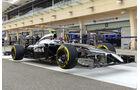 McLaren - GP Bahrain 2014