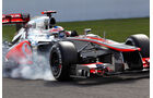 McLaren GP Belgien 2012