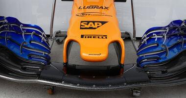 McLaren - GP China 2018
