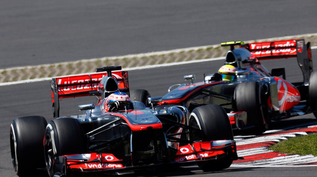 McLaren - GP Deutschland 2013
