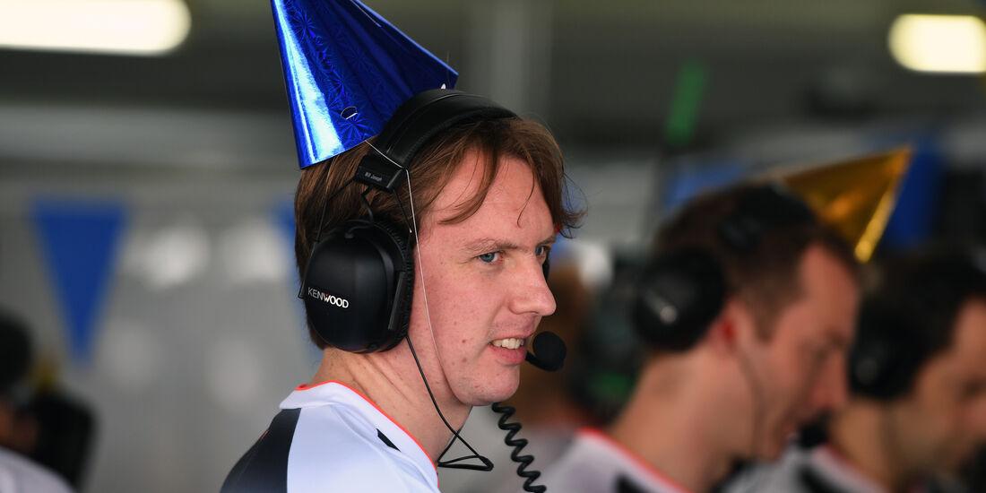 McLaren - GP Deutschland - Formel 1 - 29. Juli 2016