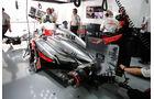 McLaren - GP Indien 2013