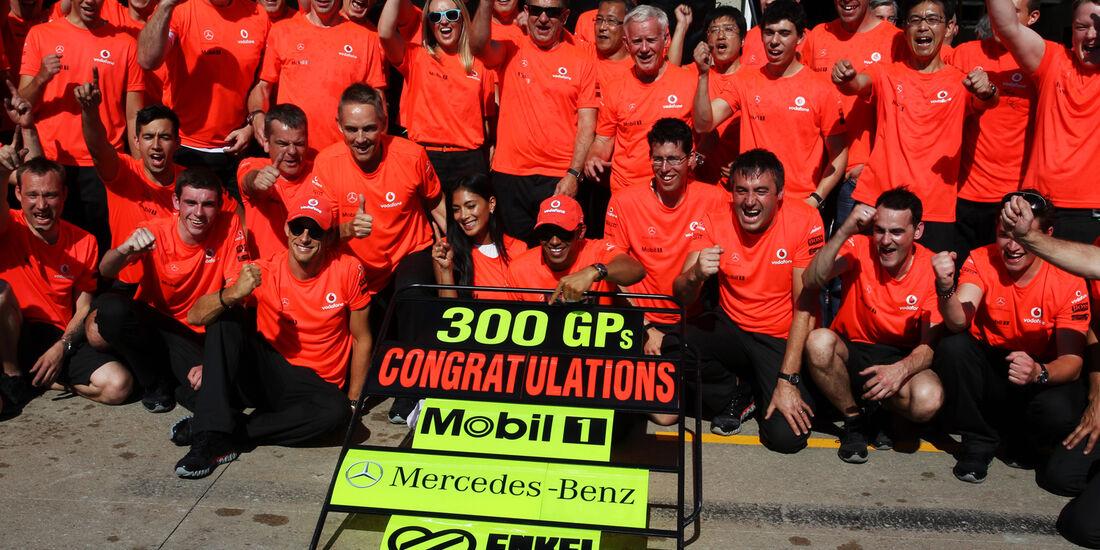 McLaren GP Kanada 2012