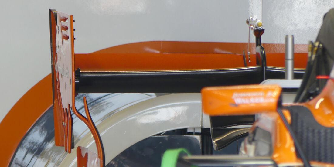 McLaren - GP Monaco - Formel 1 - 14. Mai 2017