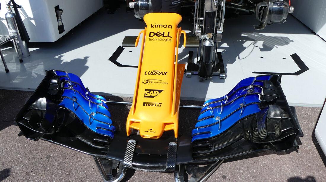 McLaren - GP Monaco - Formel 1 - Donnerstag - 24.5.2018