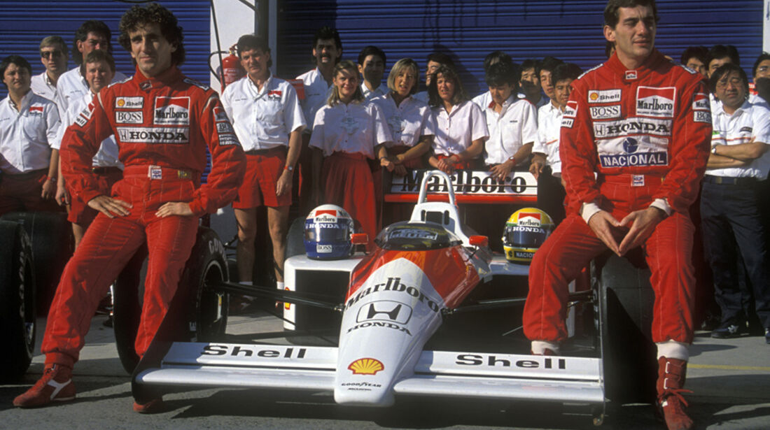 McLaren Honda 1988