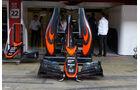McLaren-Honda - GP Spanien - Barcelona - Freitag - 8.5.2015