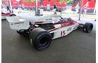 McLaren M23 - F1 Grand Prix-Klassiker - GP Singapur 2014