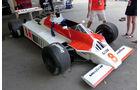 McLaren M30 - F1 Grand Prix-Klassiker - GP Singapur 2014